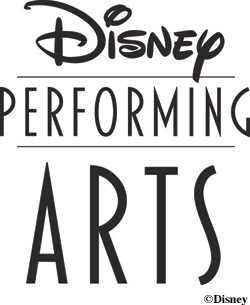 Disney Performing Arts Logo