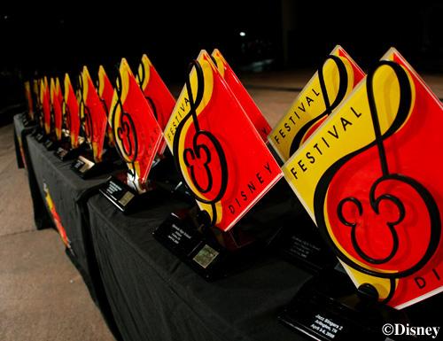 Festival Disney Awards