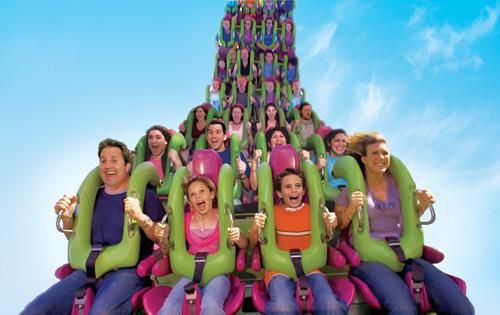Universal Hulk Rollercoaster