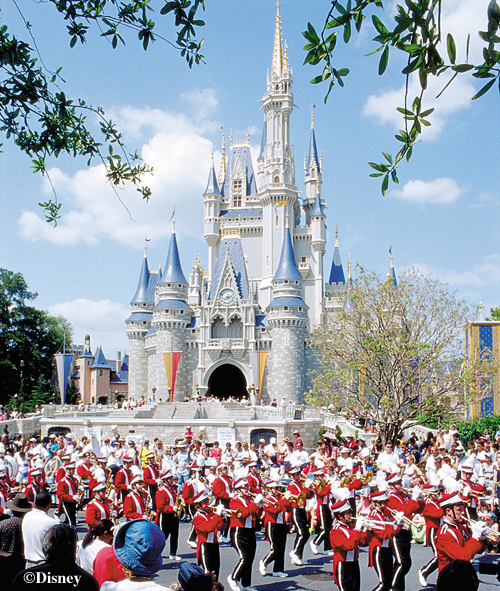 Disney Marching Band